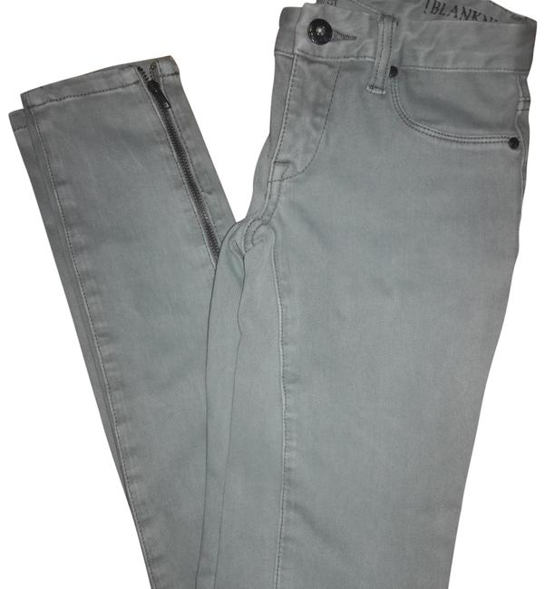 Preload https://item5.tradesy.com/images/blanknyc-light-wash-stretch-ankle-zip-skinny-jeans-size-24-0-xs-23367199-0-2.jpg?width=400&height=650