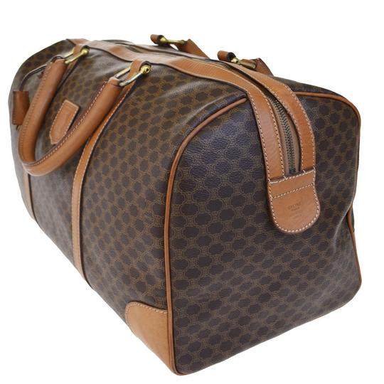 Preload https://item5.tradesy.com/images/celine-macadam-logos-pattern-hand-pvc-leather-brown-italy-travel-tote-23367269-0-0.jpg?width=440&height=440