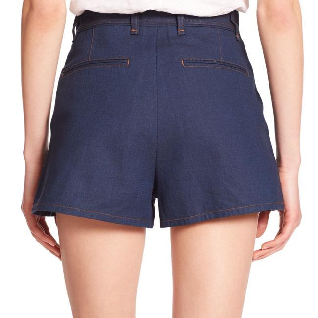 Rag & Bone Mini/Short Shorts blue