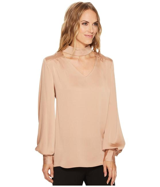 Vince Camuto Top Camel