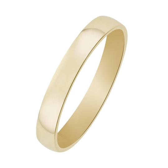 Avital & Co Jewelry Yellow Gold 4.0mm 14k Comfort Fit Ring Men's Wedding Band