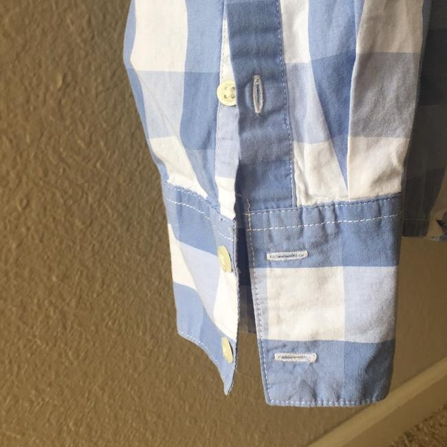 Tommy Hilfiger Button Down Shirt White,blue