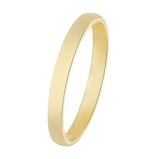 Avital & Co Jewelry Yellow Gold 3.0 Mm 14k Men's Wedding Band