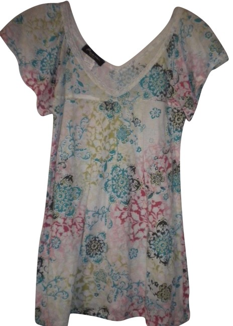 Preload https://item5.tradesy.com/images/multi-color-women-small-tee-shirt-size-4-s-23367399-0-1.jpg?width=400&height=650