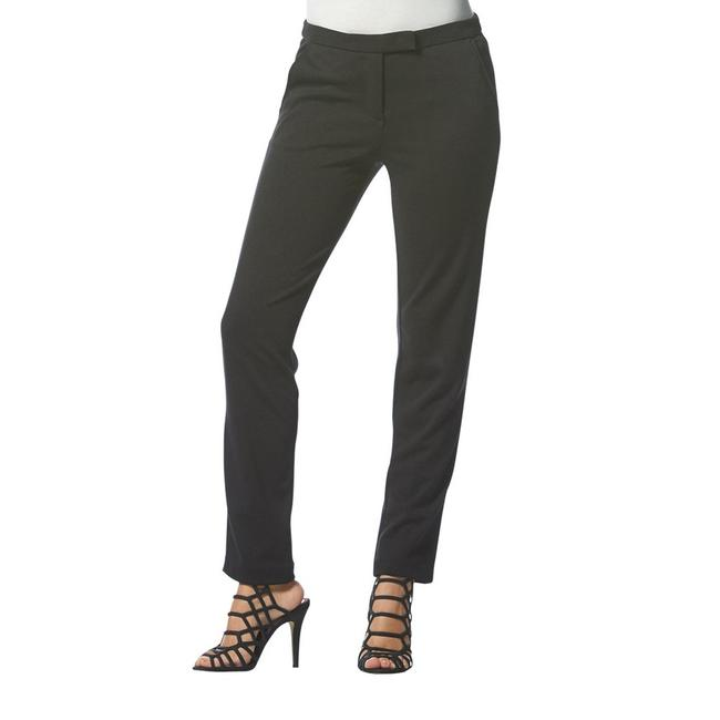 Preload https://img-static.tradesy.com/item/23367407/karl-lagerfeld-black-ponte-in-trousers-size-10-m-31-0-0-650-650.jpg