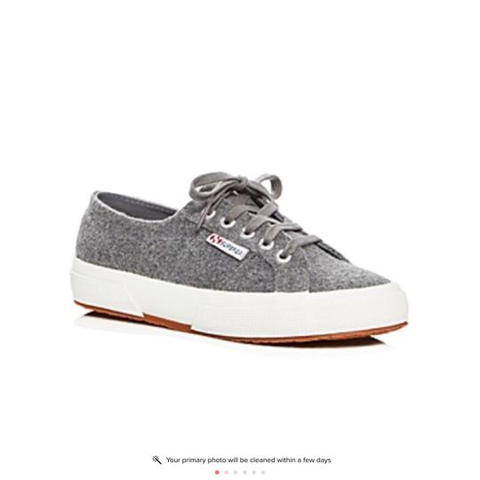 Superga Grey Athletic