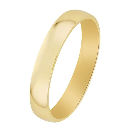 Avital & Co Jewelry Yellow Gold 5.8 Mm 14k Men's Wedding Band