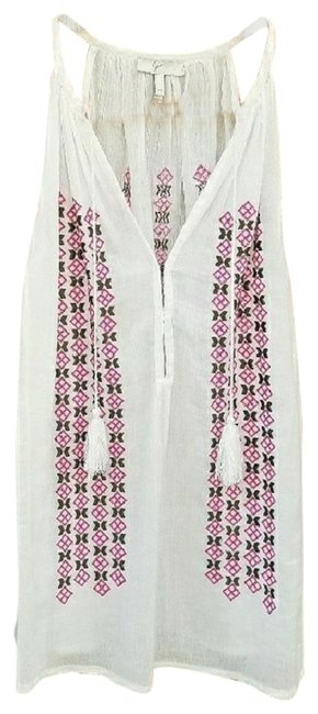 Preload https://item1.tradesy.com/images/joie-white-embroidered-cotton-tank-topcami-size-2-xs-23367515-0-2.jpg?width=400&height=650