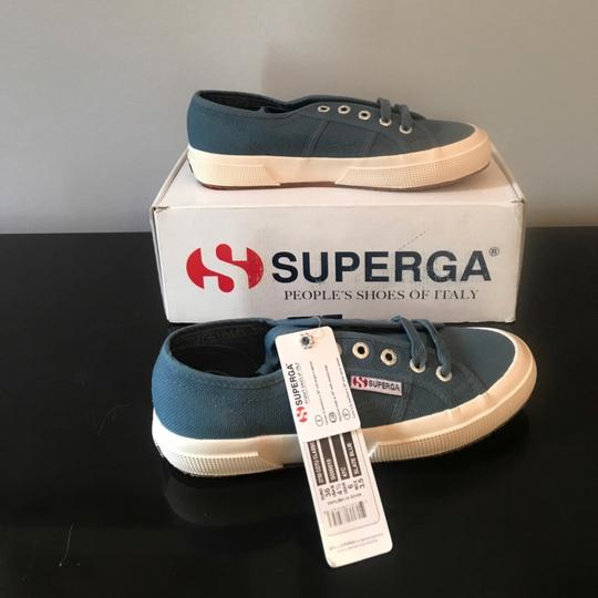 Superga Blue Athletic
