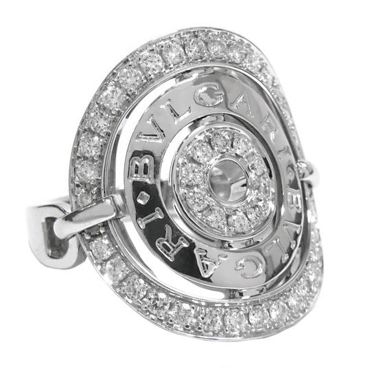 BVLGARI Bulgari Astrale Diamond White Gold Ring