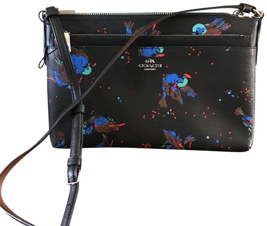 Preload https://item4.tradesy.com/images/coach-east-west-bird-f24200-black-blue-multi-coated-canvas-cross-body-bag-23367598-0-1.jpg?width=440&height=440