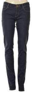 Marc by Marc Jacobs Denim Cotton Casual Skinny Jeans-Medium Wash