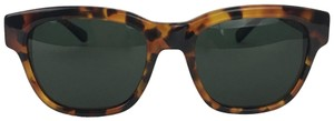 Preload https://item2.tradesy.com/images/brown-tortoise-havana-clyde-with-case-and-box-sunglasses-23367636-0-1.jpg?width=440&height=440
