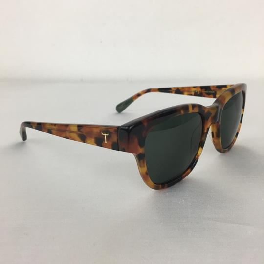 Triwa TRIWA Tortoise Havana Clyde Sunglasses With Case & Box