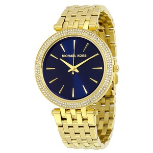 Michael Kors $250 NWT Michael Kors Gold-Tone Darci Watch MK3406