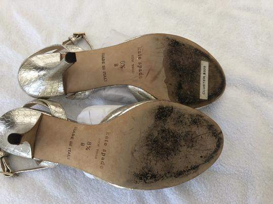 Kate Spade Pearl Leather Gold Formal