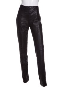Michael Hoban Straight Pants Black