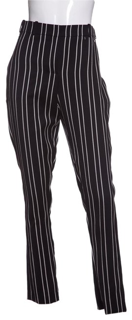 Givenchy Straight Pants Black & White