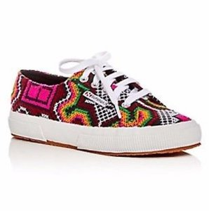 Superga Multicolored Athletic
