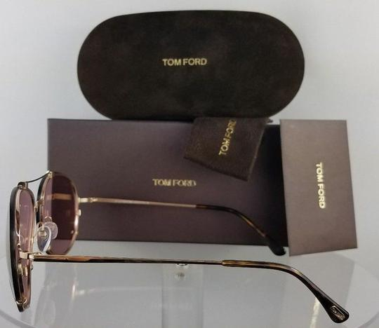 Tom Ford TOM FORD Dickon TF527 28Z Rose Gold/Pink Gradient Sunglasses