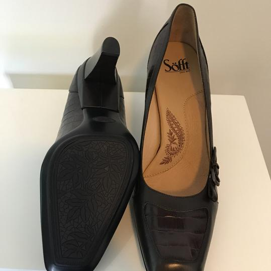 Eürosoft by Söfft Brown Pumps