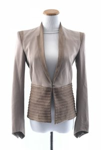 Helmut Lang Dusty Rose/Brown Blazer