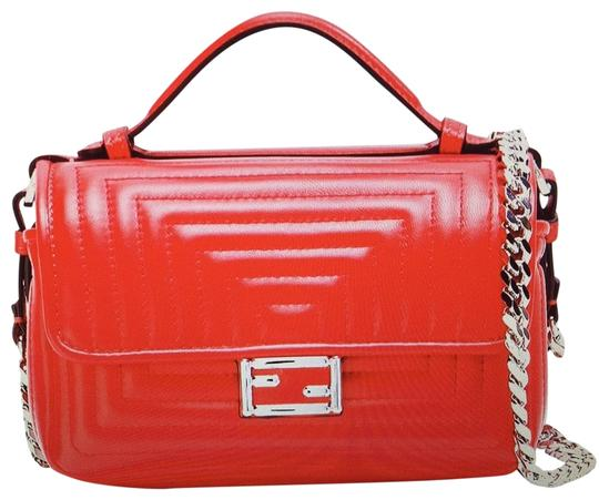 Preload https://img-static.tradesy.com/item/23368287/fendi-mcr-dbl-bagutte22-red-calfskin-leather-cross-body-bag-0-2-540-540.jpg
