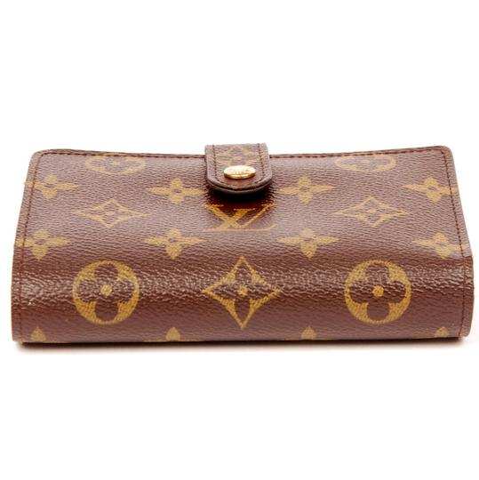 Louis Vuitton Louis Vuitton Kiss lock Wallet 6020
