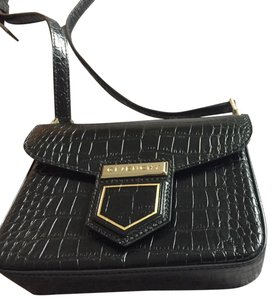 Givenchy Crocodile Cross Body Bag