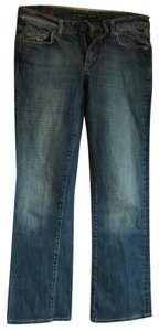 Guess Jeans Boot Cut Jeans-Light Wash