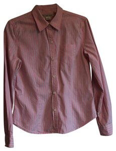 Polo Jeans Company Button Down Shirt Pink