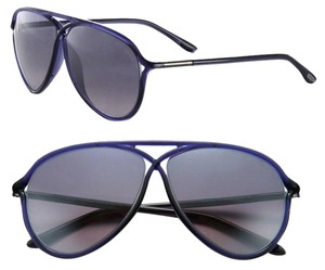 Tom Ford Tom Ford Maximilion Aviator Acetate Sunglasses