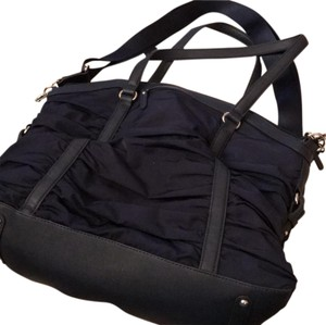 pottery barn kids navy Diaper Bag