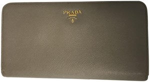 Prada Prada Women's Saffiano Leather Wallet