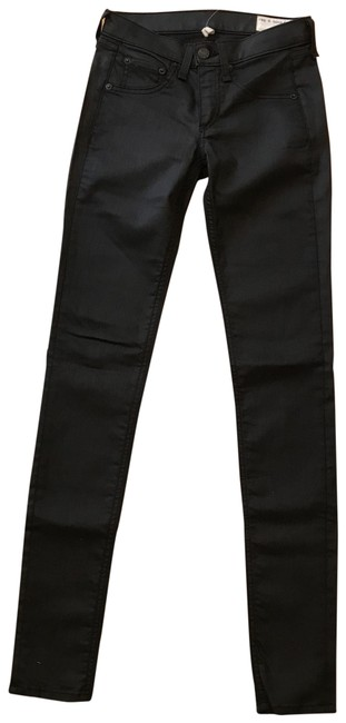 Preload https://img-static.tradesy.com/item/23368778/rag-and-bone-black-dark-rinse-and-waxy-kind-of-material-skinny-jeans-size-00-xxs-24-0-1-650-650.jpg