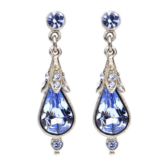 Preload https://img-static.tradesy.com/item/23368790/ben-amun-light-blue-vintage-teardrop-earrings-0-0-540-540.jpg