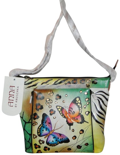 Preload https://img-static.tradesy.com/item/23368829/anuschka-animal-butterfly-hand-painted-multi-color-leather-cross-body-bag-0-1-540-540.jpg