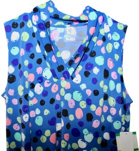 Blue Anne Klein Blouses Up To 70 Off A Tradesy