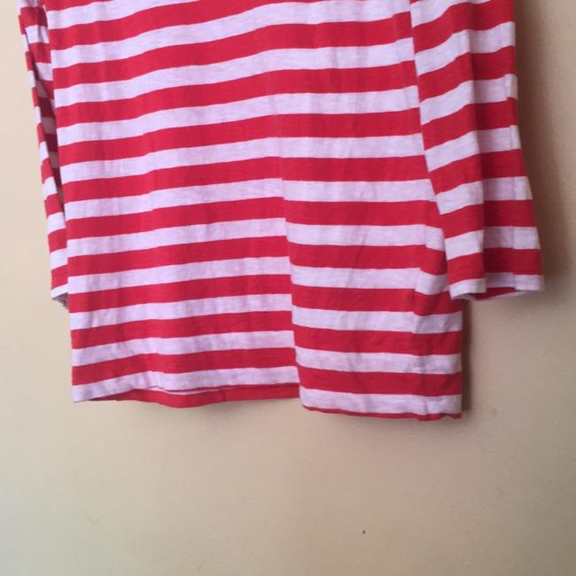 Gap T Shirt Red & White