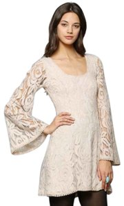 Urban Outfitters Staring At Stars short dress cream on Tradesy