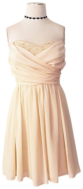 Preload https://img-static.tradesy.com/item/23369100/mystic-cream-strapless-lace-draped-flowing-flared-formal-wedding-short-night-out-dress-size-8-m-0-1-650-650.jpg
