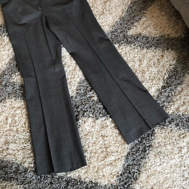 Theory Flare Pants Gray