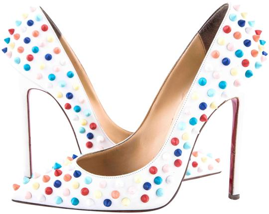 Preload https://img-static.tradesy.com/item/23369237/christian-louboutin-multicolor-heels-pumps-size-us-85-regular-m-b-0-1-540-540.jpg