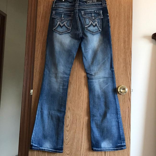 Miss Me Boot Cut Jeans-Distressed