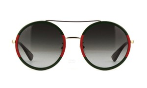 Gucci Large Round Retro Style GG 0061S 003 - FREE 3 DAY SHIPPING Retro