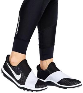 Nike Black White Athletic