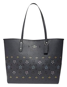 Coach Shoulder 36126 36609 City Tote in blue