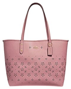 Coach Shoulder 36126 36609 City Tote in pink