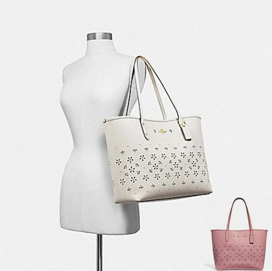 Coach Shoulder 36126 36609 City Tote in pink Image 4