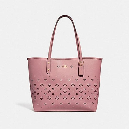 Coach Shoulder 36126 36609 City Tote in pink Image 8